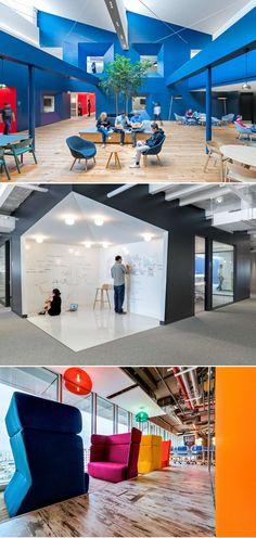 Inside Google, Beats, SoundCloud, Pandora, AOL and 5 More Tech HQs http://bit.ly/1olIHlh