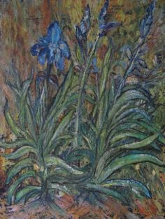 "Saatchi Art Artist Leslie Fehler; Painting, ""ires"" #art"