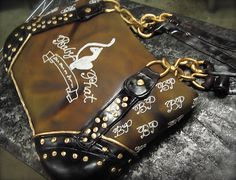 baby phat purse cake by debbiedoescakes, via Flickr