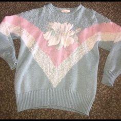 Jaclyn Smith Sweaters - VINTAGE JACLYN SMITH SWEATER