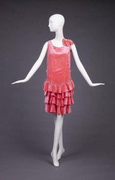Dress  1928-1930