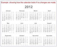 Create your own calendars in Inkscape. There is a feature that automatically creates yearly or monthly calendar in a few easy  steps. You can then personalise your calendar.