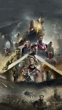La pelea del siglo , marvelita studios #avengers #infinitywar