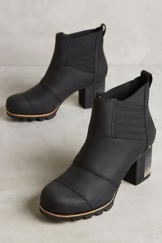 2bc40047c54ce Sorel Addington Heeled Chelsea Boots