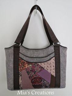 Mia's Creations: Sugar & Spice Bag