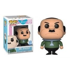 #funko #funkomania #jetsons #thejetsons Funko Mr. Spacely, The Jetsons, Os Jetsons, Cartoon, Desenho Animado, Funko-Shop Exclusive, Funkomania