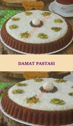 Subway Cookie Recipes, Easy Desserts, Dessert Recipes, Cake Roll Recipes, Turkish Recipes, Tea Cakes, Food And Drink, Cooking Recipes, Yummy Food