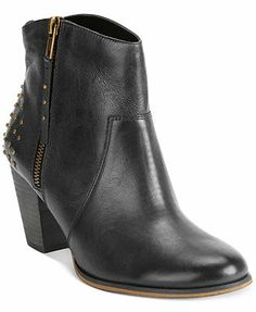 Bella Vita Kinsey Booties synthetic black, camel(NA) 2.75h sz7.5 120.00 25%off (84.00)