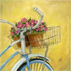 Favorite Flower Paintings