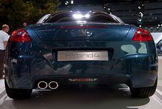 Peugeot RCZ HYbrid 4 Diesel Full...