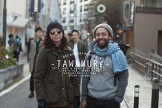 Fashion blog Tawamure Street Snap #92