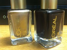 BECAUSE YOU'RE WORTH IT  BREAKING CURFEW by Loréal. Can't wait to get home and swatch these! #nails #polish