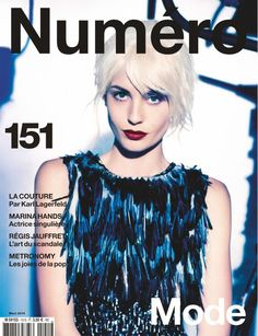 Cover - Best Cover Magazine  - Nadja Bender & Saskia de Brauw by Karl Lagerfeld for Numéro March 2014   Best Cover Magazine :     – Picture :     – Description  Nadja Bender & Saskia de Brauw by Karl Lagerfeld for Numéro March 2014  -Read More –