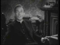 "Bing Crosby sings ""Too Ra Loo Ra Loo Ral"" to Barry Fitzgerald. From the 1944 Oscar-winning film ""Going My Way"". Soundtrack, Top O The Morning, Wild Irish Rose, Oscar Winning Films, Irish Eyes Are Smiling, Bing Crosby, Christmas Music, Old Movies, Classic Movies"