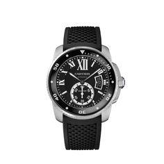 Relógio Calibre de Cartier Diver