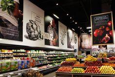 Supermercados de diseño: Michael Angelo's