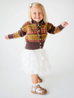 Fargerik jakke 3-36 mnd Flamingo, Barn, Dresses With Sleeves, Retro, Long Sleeve, Style, Fashion, Flamingo Bird, Swag