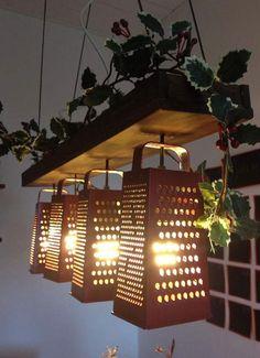 DIY kitchen lighting