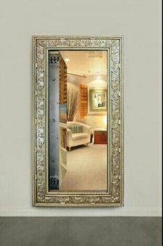 Hidden Mirror Passage