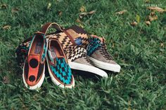 Pendleton x Taka Hayashi x Vault by Vans 2015 Fall/Winter Capsule Collection