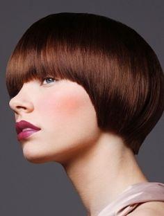 Hair on Pinterest | Blunt Haircut, Fine Hair and Haircuts For Fine ...