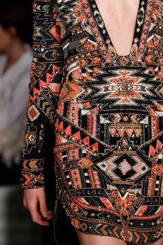 Emilio Pucci Fall 2014 #details