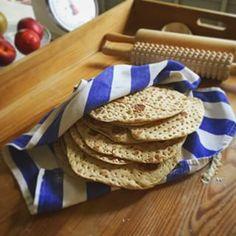 Swedish flatbread | 52 Delicious Swedish Meals You Need To Try Before You Die