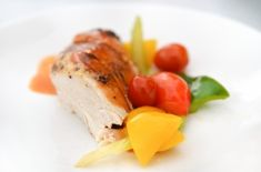 Pollo Teriyaki in versione fit gustoso e leggero - lefitchef Yummy Chicken Recipes, Yum Yum Chicken, Salsa, Meat, Foods, Band, Free, Tasty Chicken Recipes, Popular Recipes