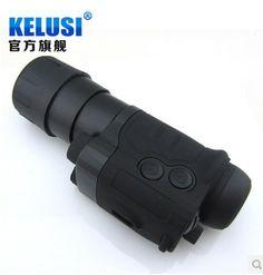 Kelusi hunter 6x50 the first hd multicolour night vision 232650