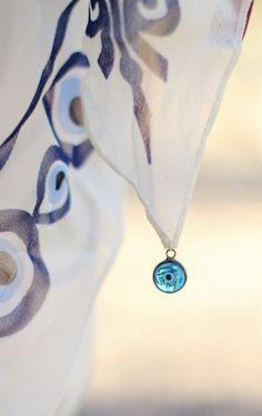 E scape to Greece Greek Blue, Greek Art, Santorini, Turkish Eye, Viva Luxury, Greek Evil Eye, Hand Of Fatima, Hamsa, Aesthetic Pictures