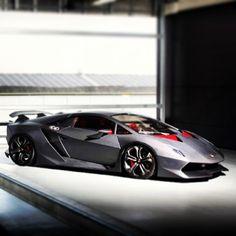 Lamborghini Sesto Elemento #sexy