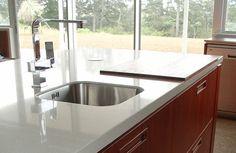 Stone Bench, Kitchenware, Kitchen Design, Sink, Home Decor, Sink Tops, Cuisine Design, Vessel Sink, Decoration Home