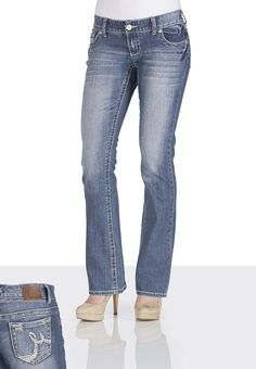 Kaylee Bootcut Medium Wash Jeans - maurices.com
