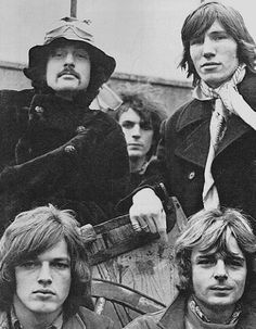 Pink Floyd {1968}