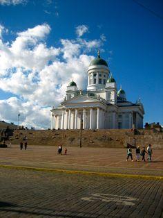 Helsinki, Finland. Hei Hei