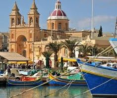 Malta. Island in the Meditterenean south of Italy, north of Africa. Ottoman Empire Suleyman 30,000 man army Defeated by St. Johns knights in the 16th century. Gained independence from Britian in mid 1960s. National Geographic.