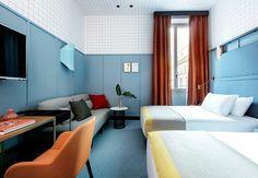 Los espacios encantan a los visitantes por su propuesta interiorista.