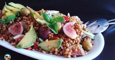 7 recetas de ensalada perfectas como plato único