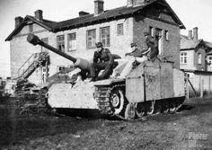 Sturmgeschütz III für Sturmkanone 40 (L/48) mit Topfblende… | Flickr
