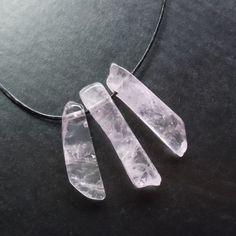 Kvarts og lær smykke Bracelets, Silver, Jewelry, Jewlery, Jewerly, Schmuck, Jewels, Jewelery, Bracelet