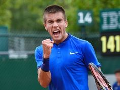 Borna Coric splits with Miles Maclagan #Tennis