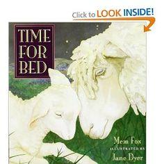 Time for Bed: Mem Fox