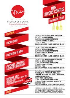 CURSOS CORTOS | NOVIEMBRE 2013