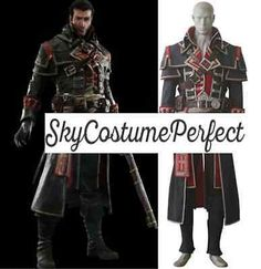 Assassins-Creed-Rogue-Shay-Patrick-Cormac-Cosplay-Costume-FREE-FAST-SHIP