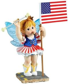 My Little Kitchen Fairies - Little Parade Fairy Figurine 4013472  by My Little Kitchen Fairies  Be the first to review this item | Like (0)  Price: $28.99
