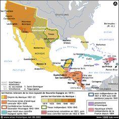 Amerique latine 1830-1936