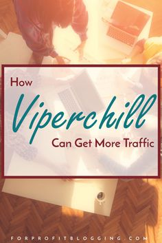 Check out this traffic audit of ViperChill that shows them (and me!) how to get more pageviews for my blog. Huge #Pinterest tips and it's definitely important to control your own brand. Major tips for online marketing that you might be ignoring and shouldn't!