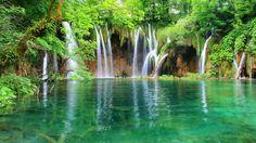 beautiful Waterfall wonderful nature wallpaper high resolution