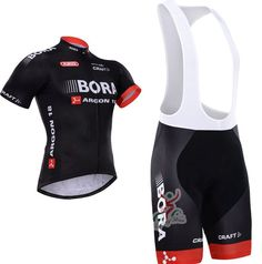 New 2017 team BORA cycling jersey bike shorts set Ropa Ciclismo quick dry  mens pro cycling wear bicycle Maillot Culotte c438e6632