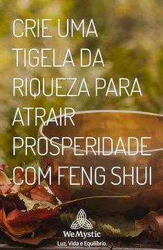 Crie uma tigela da riqueza para atrair prosperidade com Feng Shui -